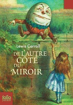 De l 39 autre c t du miroir lewis carroll senscritique for L autre cote du miroir