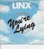 Pochette You're Lying (Single)