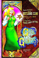 Couverture Agatha Heterodyne and the Beetleburg Clank - Girl Genius, tome 1