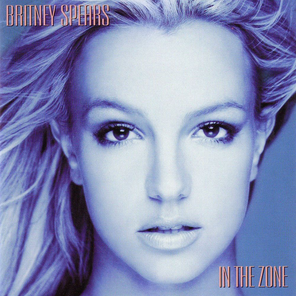 Resultado de imagem para britney spears in the zone album cover