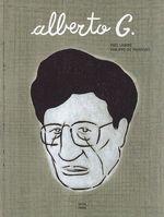 Couverture Alberto G.