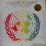 Pochette Concert for the Earth (Live)