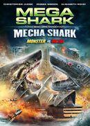 Affiche Mega Shark vs. Mecha Shark