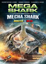 Affiche Mega Shark vs. Mecha Shark