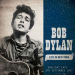 Pochette Live In New York Gaslight Café: 6th September 1961 (Live)