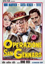 Affiche Operation San Gennaro