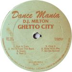 Pochette Ghetto City (EP)