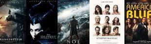 Cover Les films à voir au cinéma en 2014