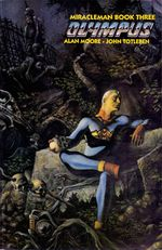 Couverture Olympus - Miracleman, tome 3