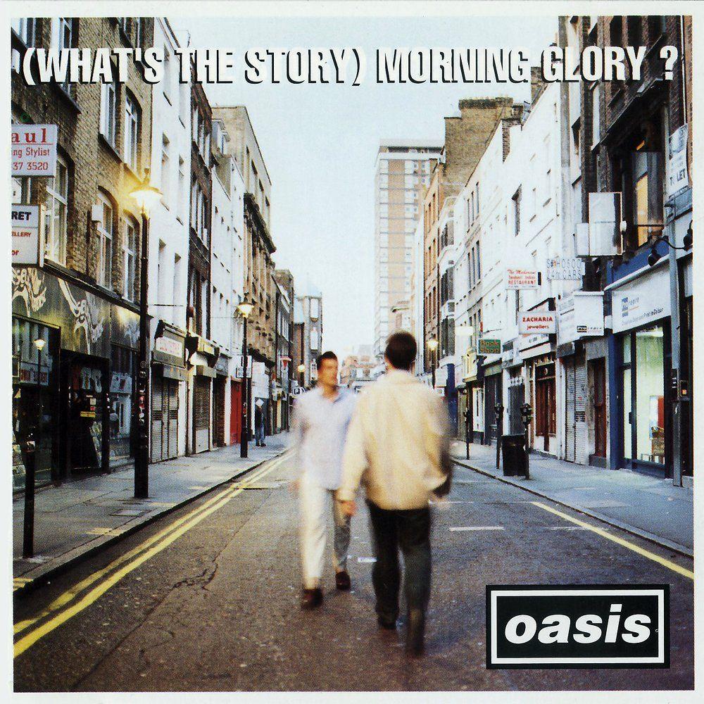 avis sur l 39 album what s the story morning glory 1995. Black Bedroom Furniture Sets. Home Design Ideas