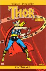 Couverture 1962-1963 - Thor : L'Intégrale, tome 5