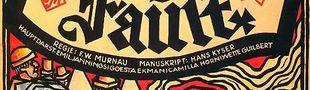Affiche Faust