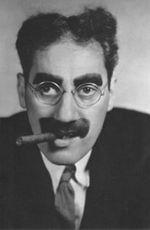 Photo Groucho Marx