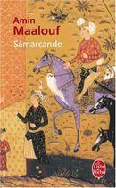 Couverture Samarcande