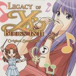 Pochette Legacy of Ys Books I & II Original Soundtrack (OST)