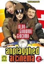 Affiche Anplagghed al cinéma