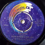 Pochette Blue Guitar (Single)