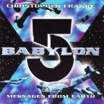Pochette Babylon 5, Volume 2: Messages From Earth (OST)
