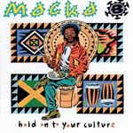 Pochette Hold On to Your Culture