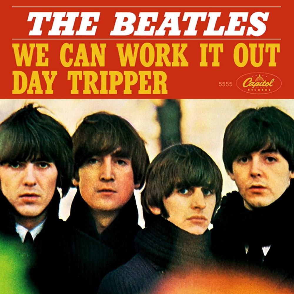 the beatles day tripper we »finale« consisting of main themes from »sgt peppers lonely hearts club band«/»day tripper«/»good day sunshine  day tripper (beatles  day tripper / we.