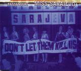 Pochette Miss Sarajevo (Single)