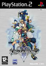 Jaquette Kingdom Hearts II