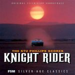 Pochette Knight Rider (The Stu Phillips Scores) (OST)