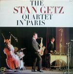 Pochette Jazz in Paris: Stan Getz Quartet in Paris (Live)