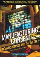 Affiche Noam Chomsky : Les médias et les illusions nécessaires