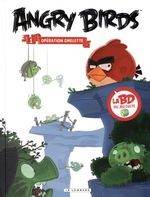 Couverture Opération Omelette - Angry Birds, tome 1