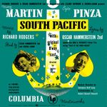 Pochette South Pacific (1949 original Broadway cast) (OST)