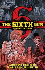 Couverture The Sixth Gun: Sons of the Gun