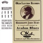 Pochette Avalon Blues: The Complete 1928 OKeh Recordings