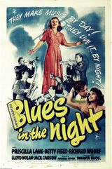 Affiche Blues in the night