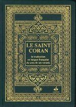 Couverture Le Coran