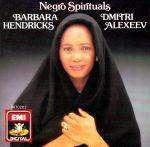 Pochette Negro Spirituals