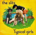 Pochette Typical Girls (Single)