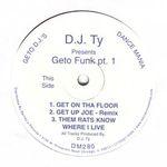 Pochette Geto Funk, Part 1 (EP)
