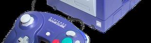 """Illustration Gamecube :  """" La vie est un jeu """""""