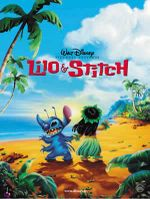 Affiche Lilo et Stitch