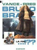 Couverture La fin .. ? - Bruno Brazil, tome 11