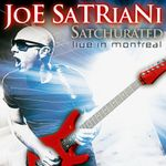 Pochette Satchurated: Live in Montreal (Live)