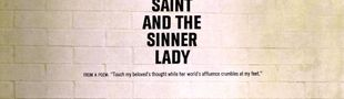 Pochette The Black Saint and the Sinner Lady