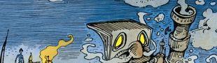 Illustration Bandes dessinées 2013