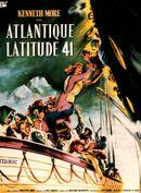 Affiche Atlantique, latitude 41°