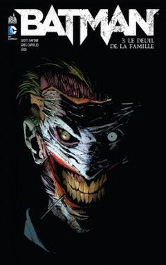 Couverture Le Deuil de la famille - Batman, tome 3