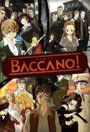Affiche Baccano!
