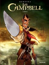 Couverture Inferno - Les Campbell, tome 1