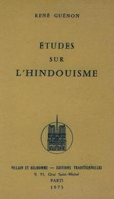 Couverture Études sur l'Hindouisme
