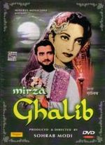 Affiche Mirza Ghalib